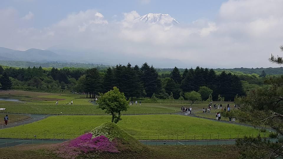 Flat PBA in Japan Mt Fuji May 28