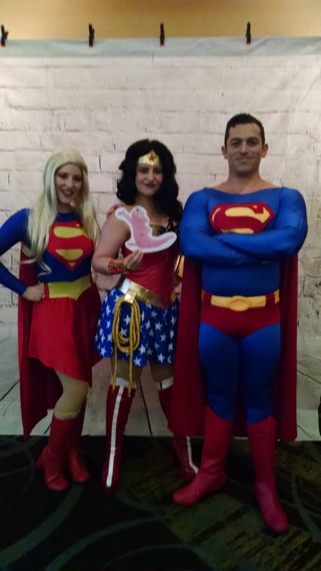 FlatRose and Super Friends Oct 2017