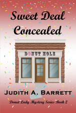 Donut Hole Cover 11 ebook
