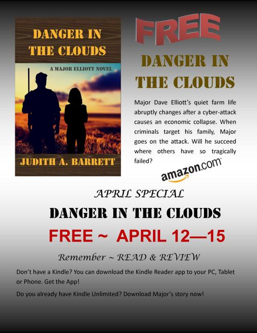 Danger In The Clouds promo free April 2019
