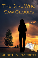 Girl Who Saw Clouds Cover 5.5x 8.5 June 1 2018 ebook RPLA Semifinalist 2018
