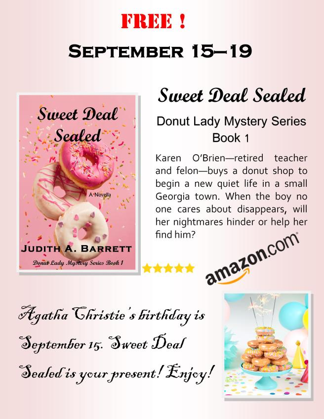 Sweet Deal Sealed promo free Sept 2019