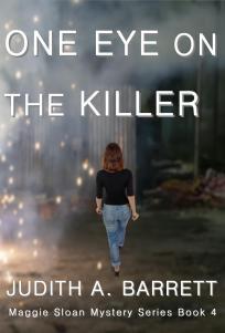 One Eye on the Killer ebook Cover 09 Mar 23 2021