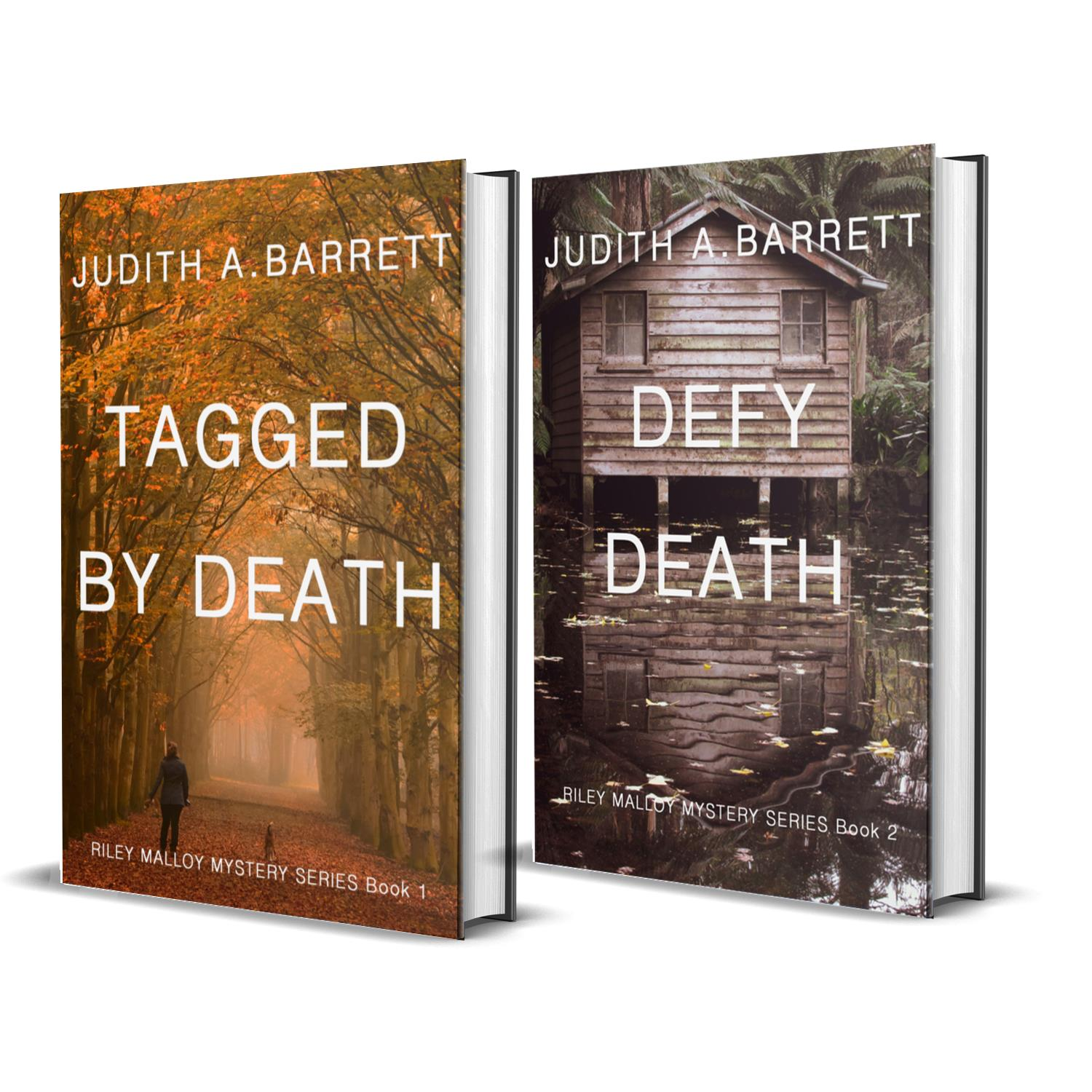 RILEY MALLOY MYSTERY SERIES BOOKS 1 and 2 August 8 2021
